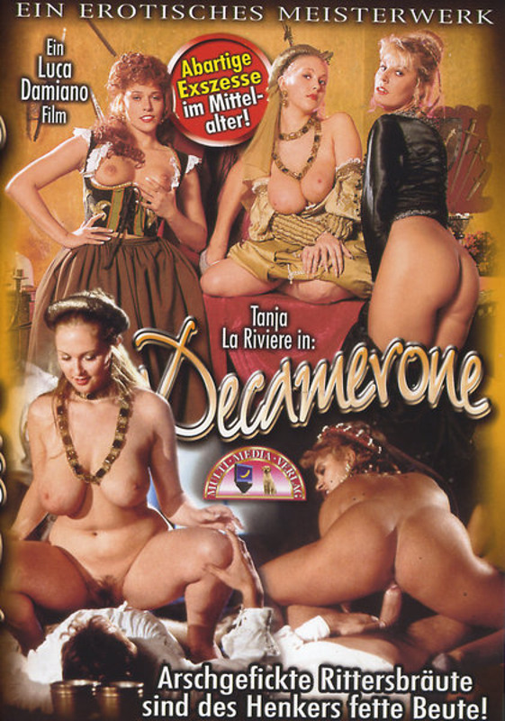 Decamerone DVD Image