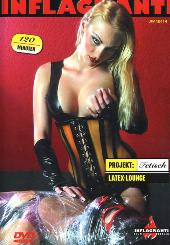 Projekt: Fetisch Latex-Lounge DVD Image