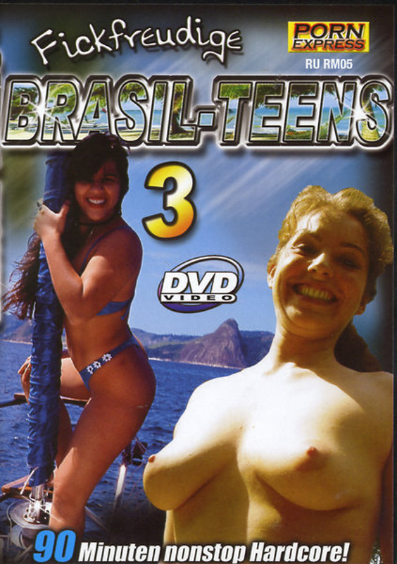 Fickfreudige Brasil - Teens 3 DVD Image