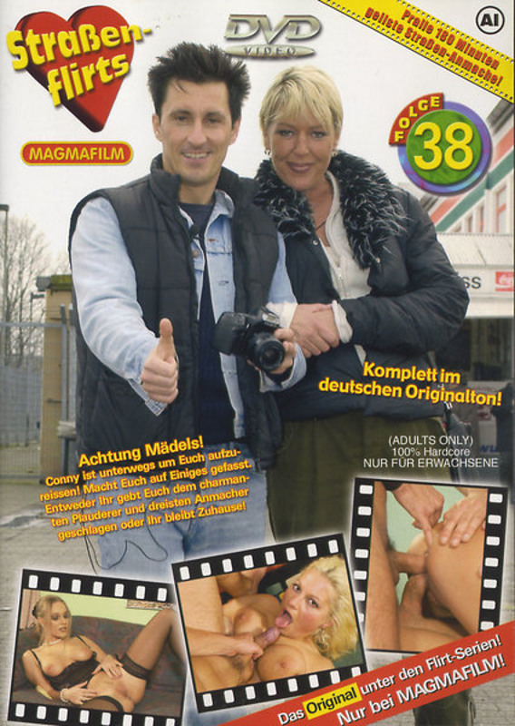 Straßenflirts 38 DVD Image