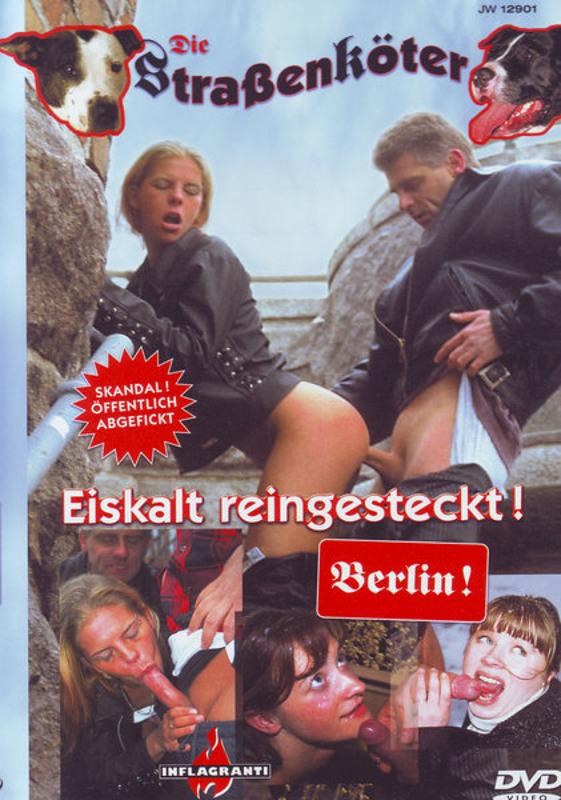 "Die Straßenköter  ""Eiskalt reingesteckt!"" DVD Image"