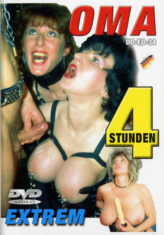 Oma Extrem DVD Image