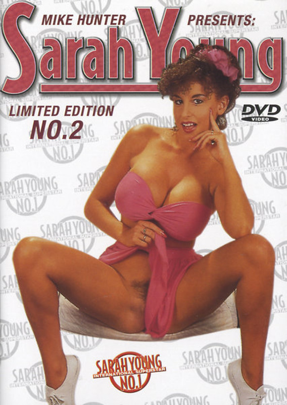 Sarah Young   Limited Edition No. 2 DVD Image