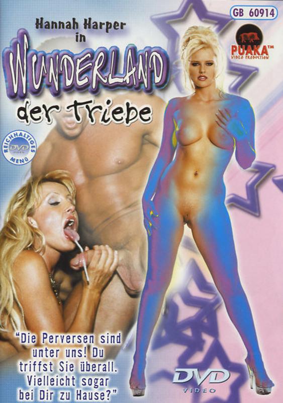 Wunderland der Triebe DVD Image