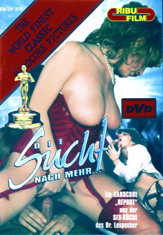 Die Sucht nach mehr... DVD Image