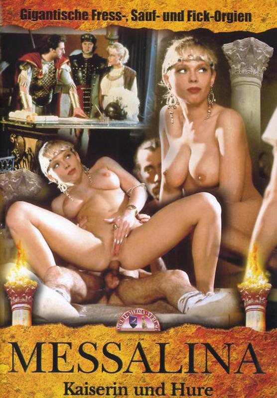 Messalina  Kaiserin und Hure DVD Image