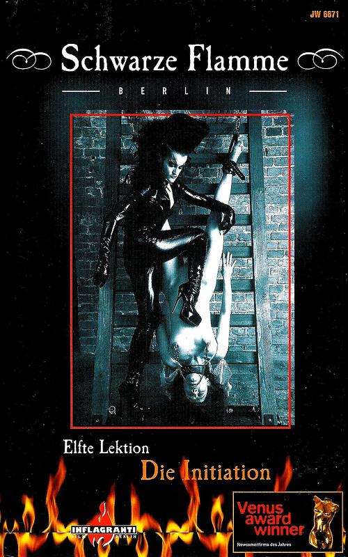 Schwarze Flamme Berlin - Elfte Lektion - Die Initiation VHS-Video image