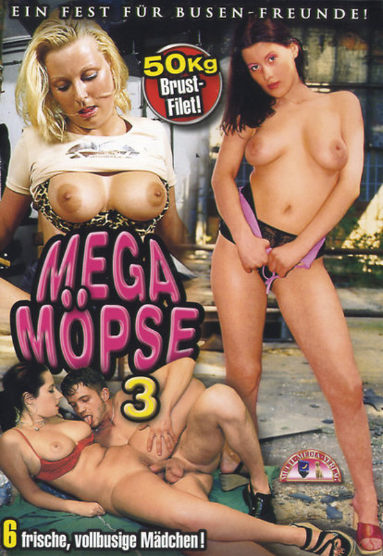 Möpse mega See Megan