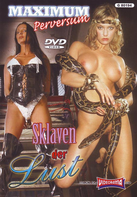 Sklaven der Lust DVD Image