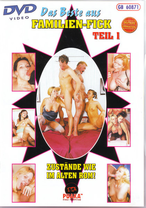 Das Beste aus Familien-Fick  1 DVD Image