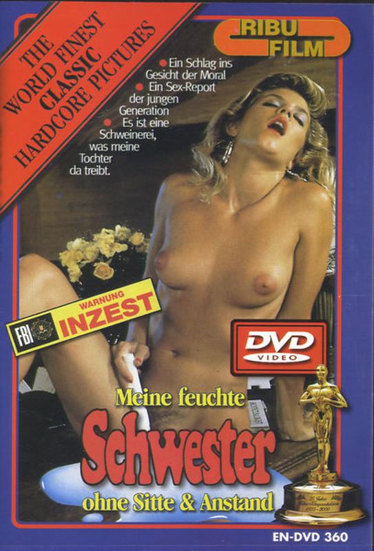 Meine feuchte Schwester... DVD Image