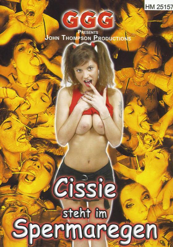 Cissie steht im Spermaregen DVD Image