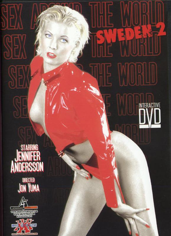Sex Around The World - Sweden 2 DVD Image