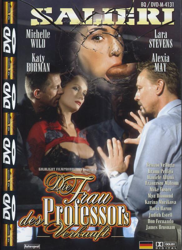 Die Frau des Professors DVD Image