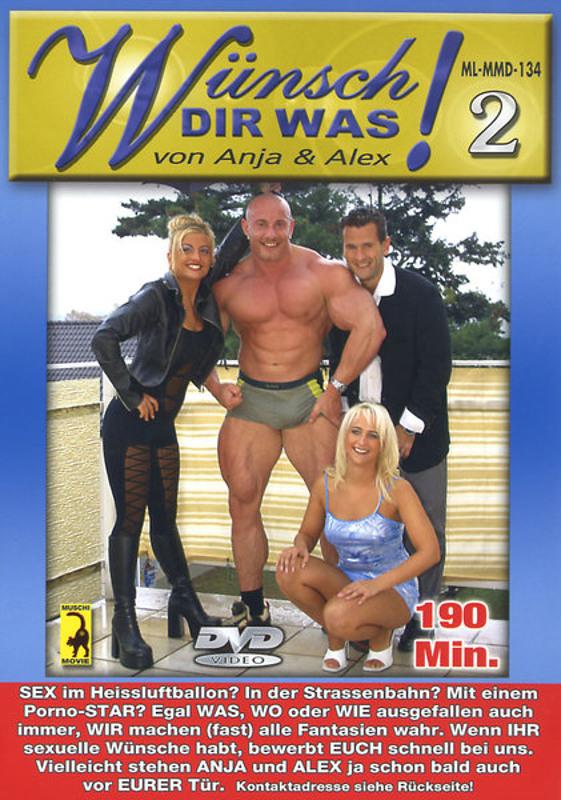 Wünsch dir was von Anja & Alex!  2 DVD Image