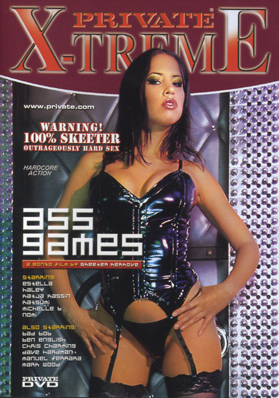 Ass Games DVD Image