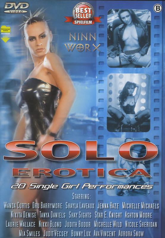 Solo Erotica DVD Image