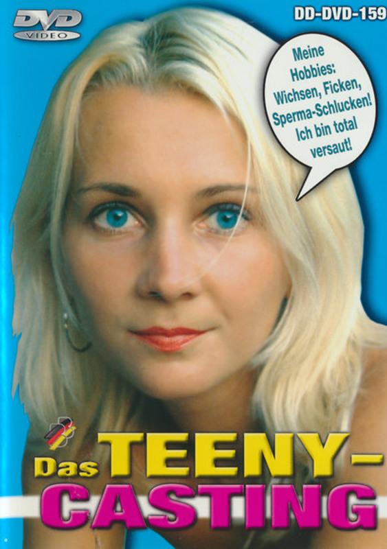 Das Teeny-Casting DVD Image