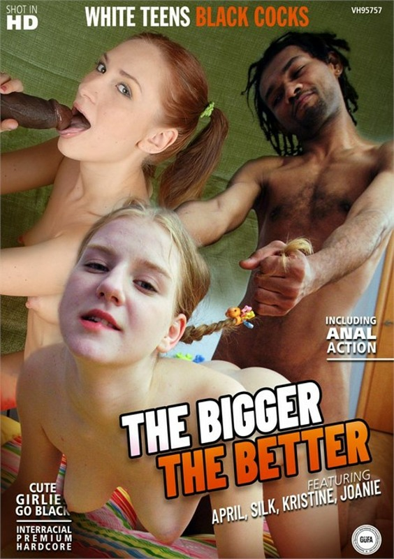 The Bigger the Better DVD Image