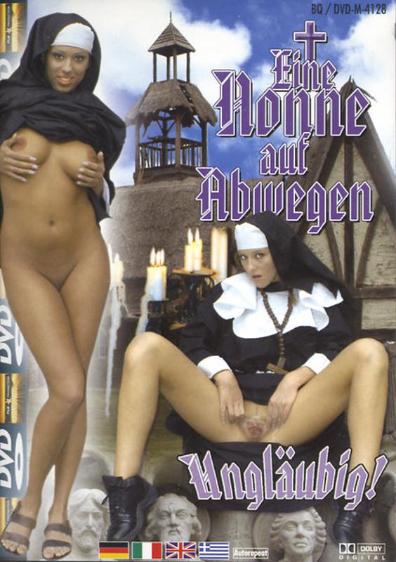 Ungläubig! Eine Nonne auf Abwegen DVD Image