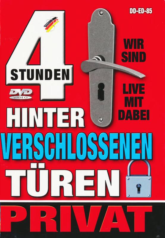 Hinter verschlossenen Türen DVD Image