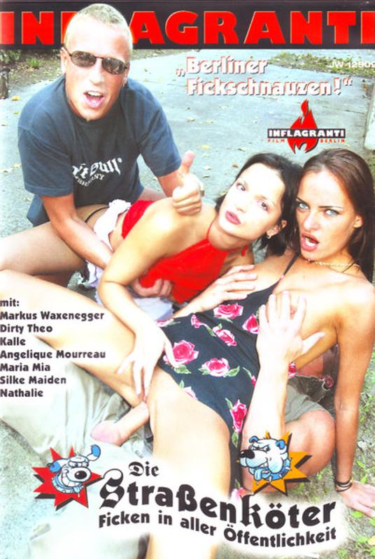 "Die Straßenköter  ""Berliner Fickschnauzen!"" DVD Image"