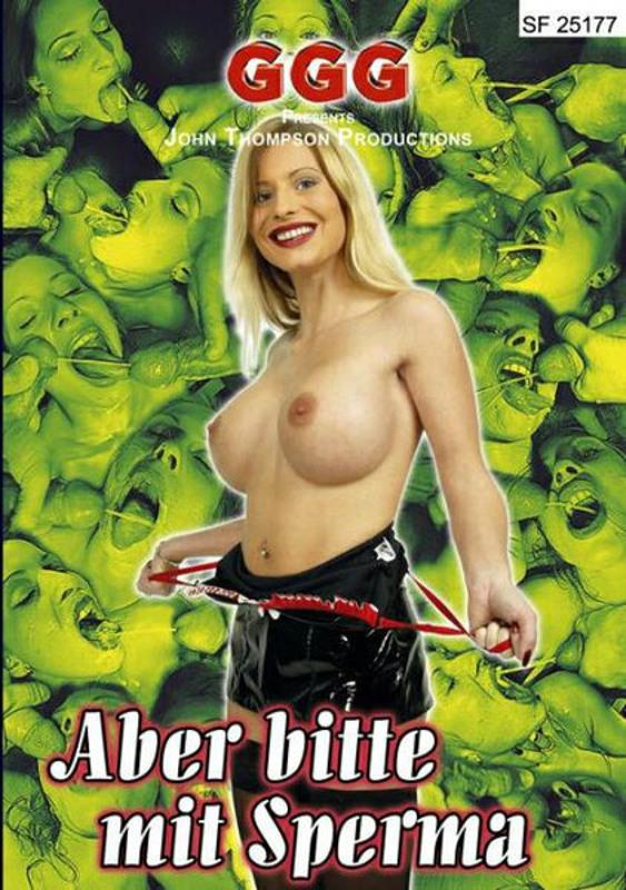 Aber bitte mit Sperma DVD Image