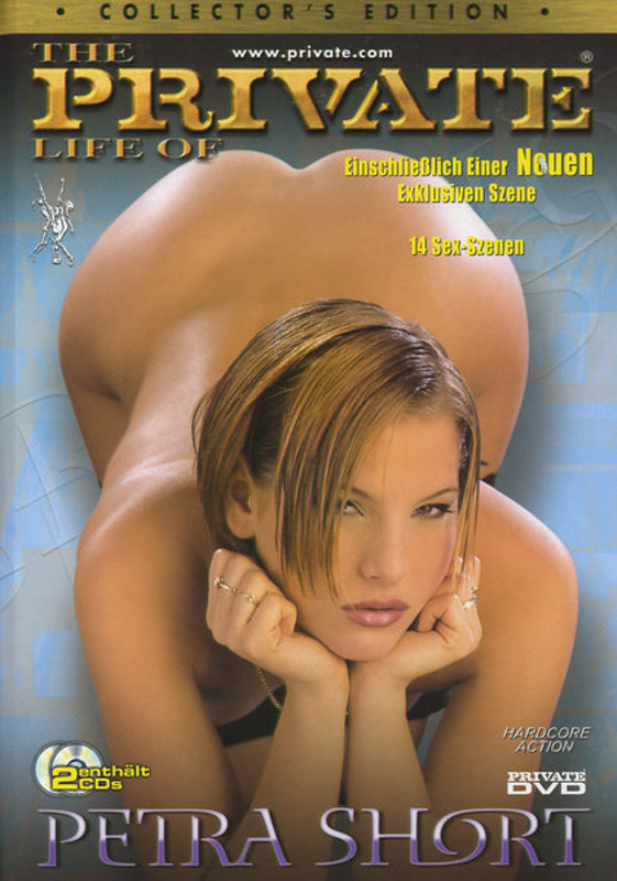 The Private life of Petra Short  [2 DVDs] DVD image