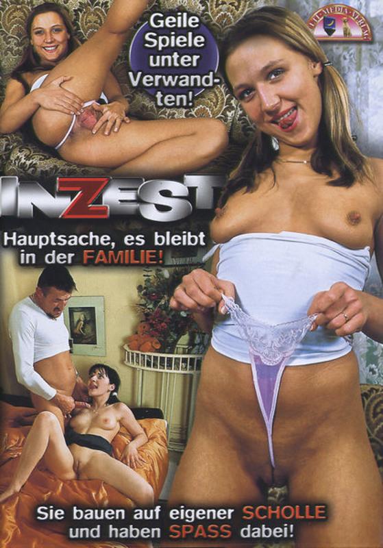Inzest Hauptsache, es bleibt in der Familie DVD Image