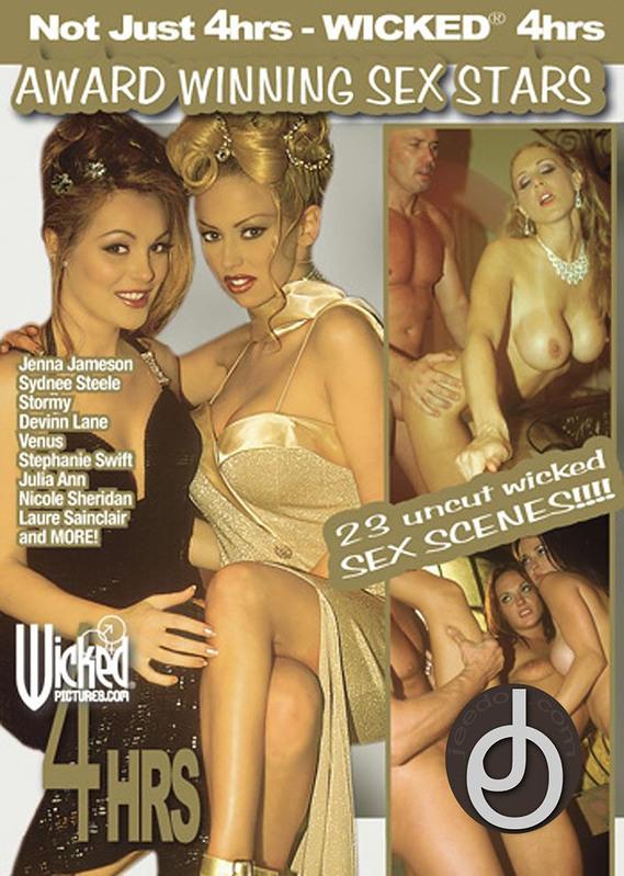 4hr Award Winning Sex Stars - Jenna DVD Image