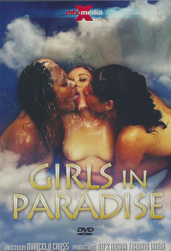 Girls In Paradise DVD Image