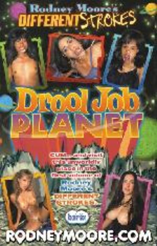 Drool Job Planet DVD Image
