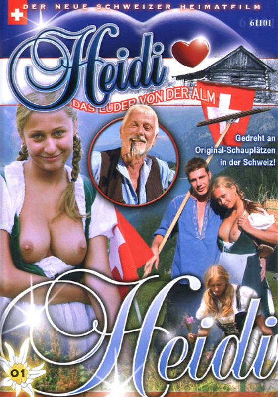 Heidi - Das Luder von der Alm 01 DVD image