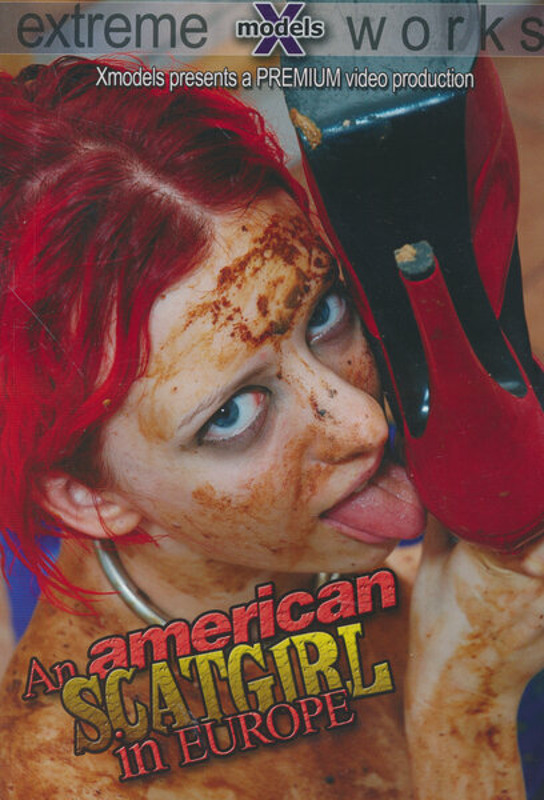 An American Scatgirl in Europe DVD Image