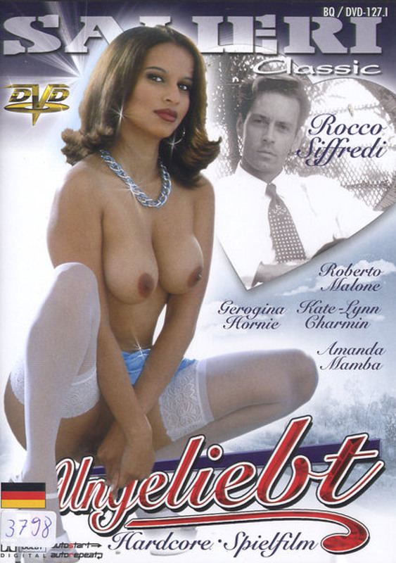 Ungeliebt DVD Image