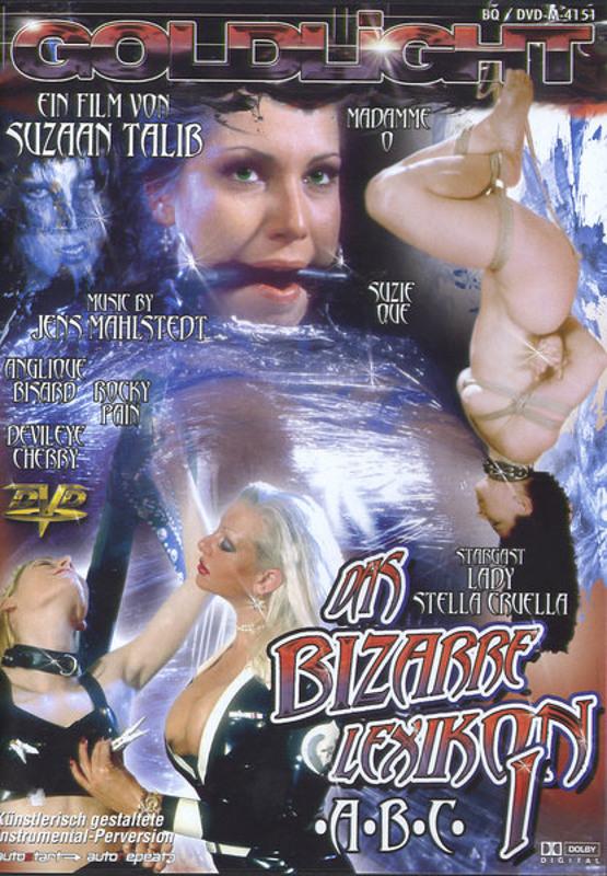 Das Bizarre Lexikon   1 DVD Bild