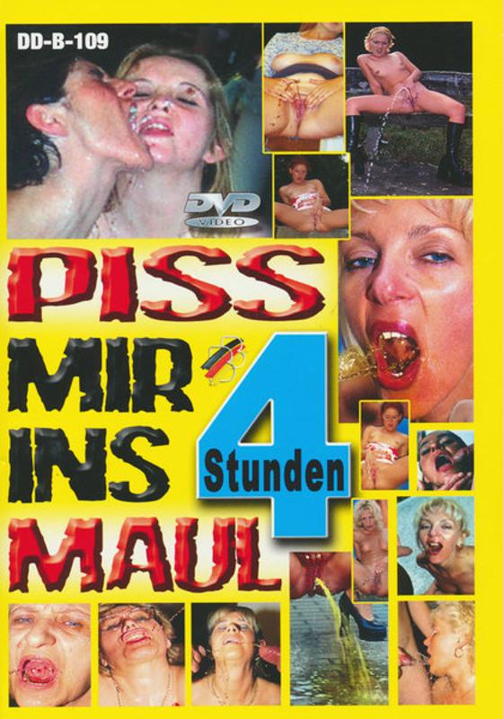 Piss mir ins Maul DVD Image