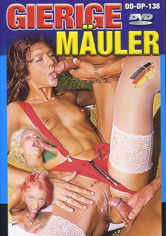 Gierige Mäuler DVD Image