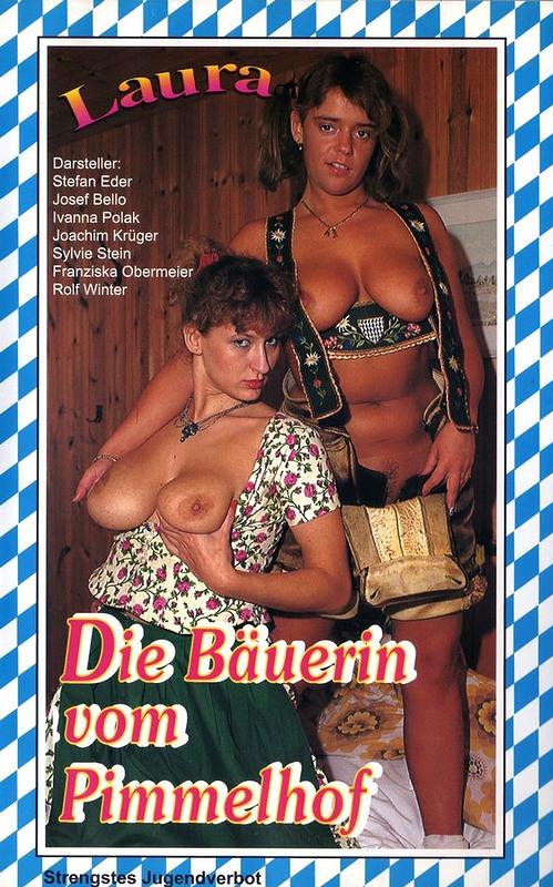 Die Bäuerin vom Pimmelhof VHS-Video Image