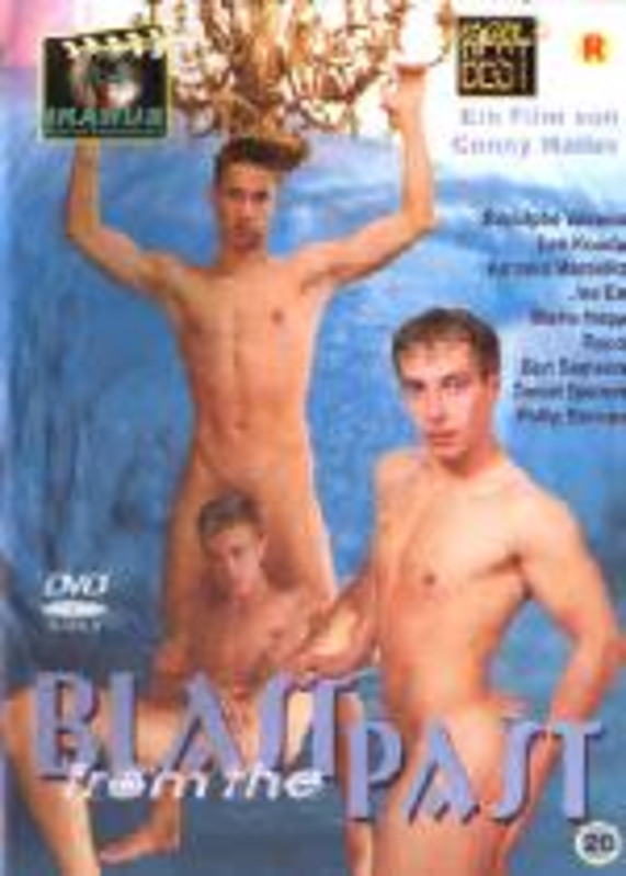 Blast from the Past Gay DVD Image
