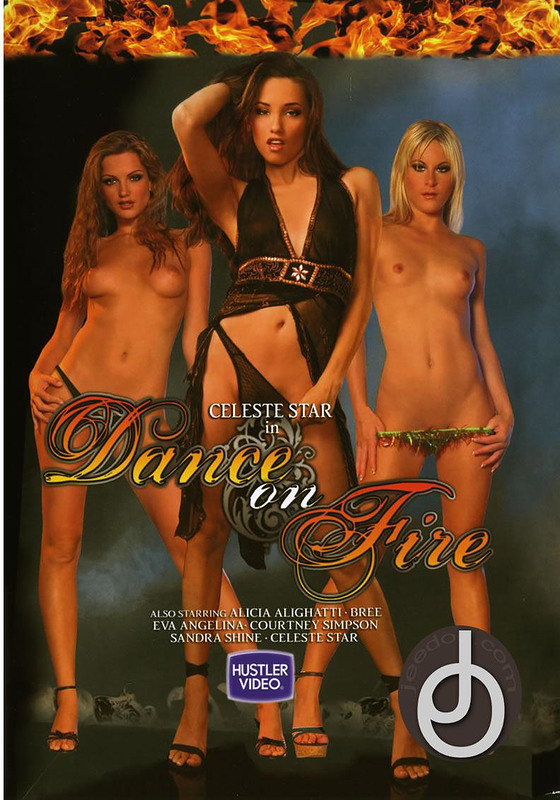 Dance On Fire 1 DVD image