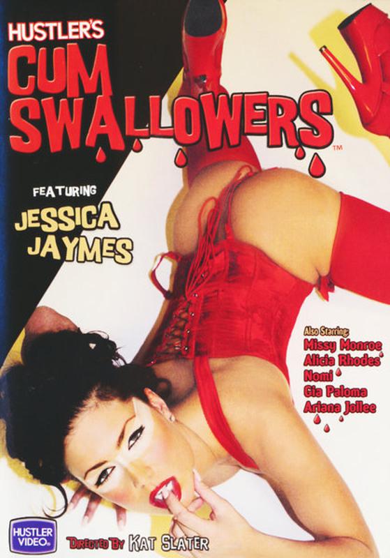 Cum Swallowers DVD Image