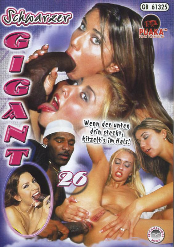 Schwarzer Gigant 26 DVD Image