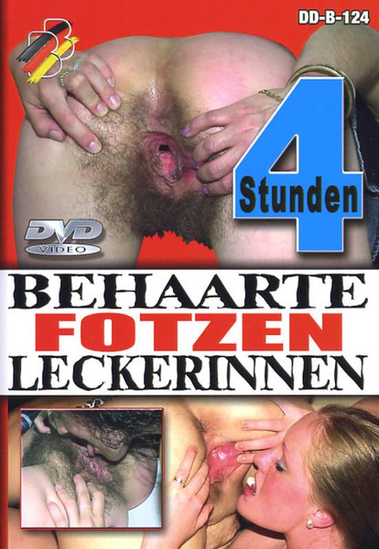 Behaarte Fotzen-Leckerinnen DVD Image