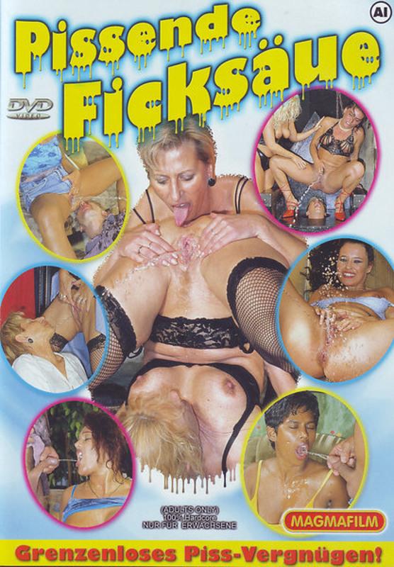 Pissende Ficksäue DVD Image