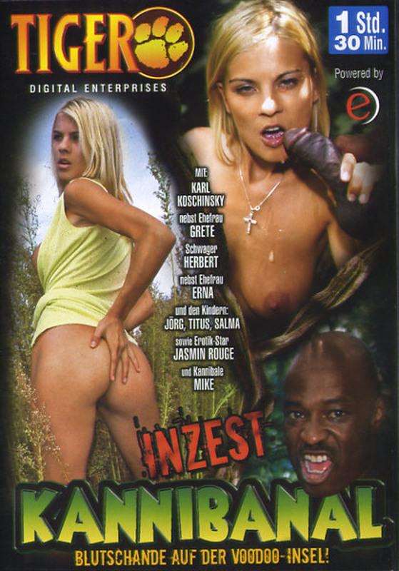 Kannibanal - Blutschande auf der Voodoo-Insel DVD Image