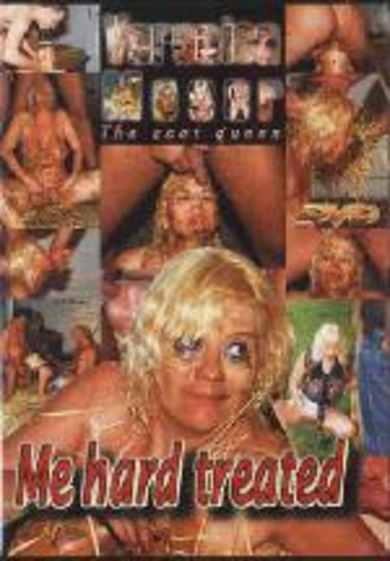 Veronica Moser - Me hard treated DVD Image