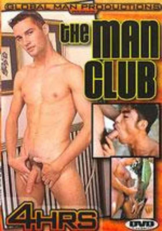The Man Club Gay DVD image