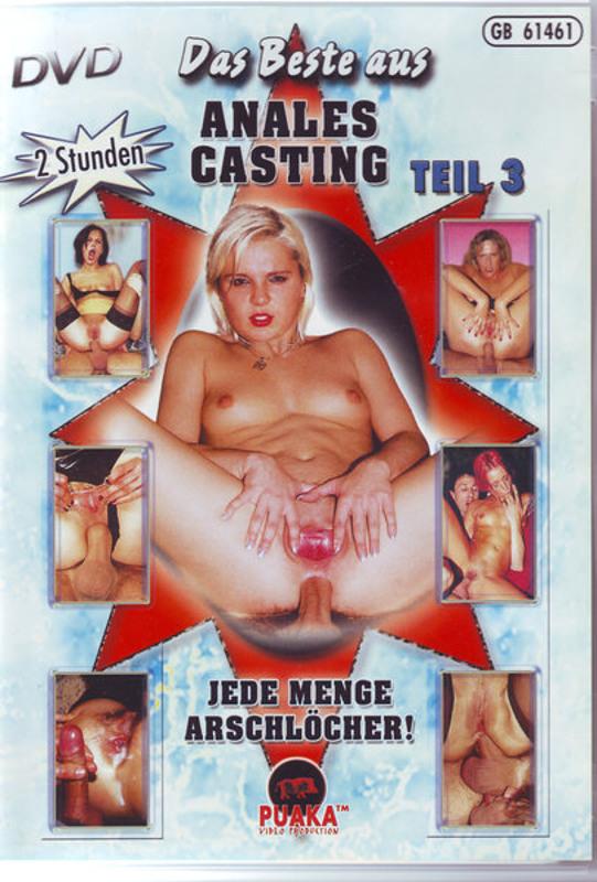 Das Beste aus Anales Casting  Teil 3 DVD Image