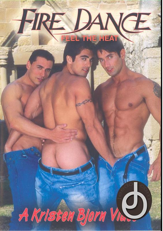 Fire Dance Gay DVD image